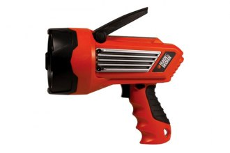 Black & Decker® - 10 Watt Lithium Ion LED Rechargeable Spotlight