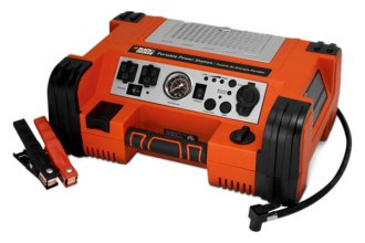 Black & Decker® - 500 Watt AC/DC Portable Professional Power Station