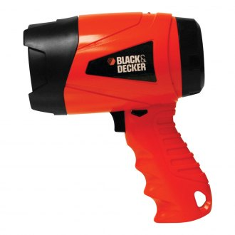 Black & Decker® - 3 Watt LED Alkaline Spotlight