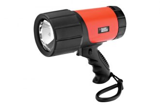 Black & Decker® - V1 Million Power Series™ Rechargeable Spotlight