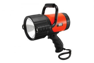 Black & Decker® - V2 Million Power Series™ Rechargeable Spotlight