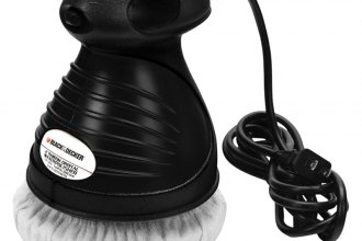 "Black & Decker® - 6"" Random Orbital Waxer / Polisher"