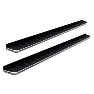 Black Horse® - BB Series Black with Blue Running Boards