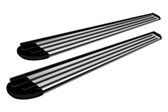 Black Horse® - Chrome Running Boards