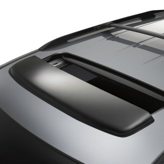 Black Horse® - Dark Smoke Sunroof Deflector