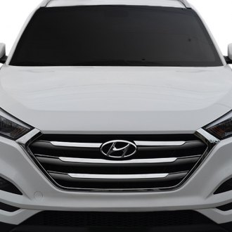 2017 Hyundai Tucson Custom Grilles | Billet, Mesh, LED