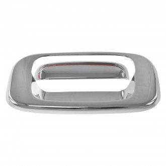 Black Horse® - Chrome Tailgate Handle Cover