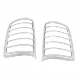 Black Horse® - Chrome Tail Light Bezels