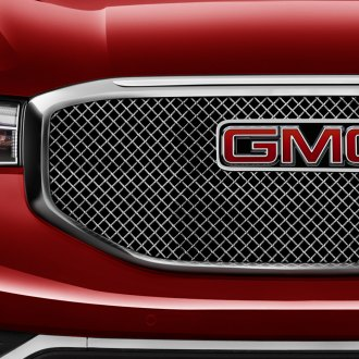Black Horse® - Mesh Style Grille Skin