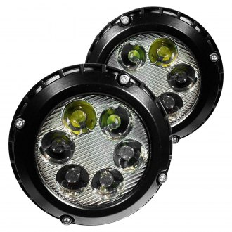 Black Horse® - LED Fog Lights