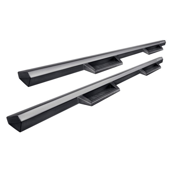 Black Horse® - Impact Gray Side Steps