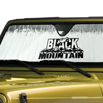 Black Mountain® - Silver Heat Sunshield