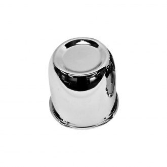 Black Mountain® - Rock Closed Style Black Chrome Plated Wheel Center Cap