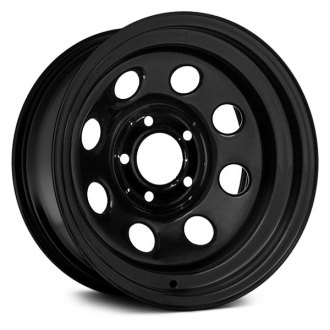 "Black Mountain® - 15"" Steel Wheel"