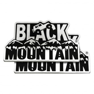 Black Mountain® - Black Mountain Logo Emblem