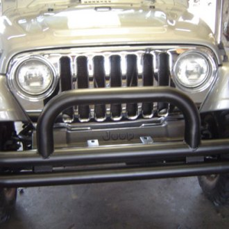 Black Mountain® - Steel Double Tube Front Bumper