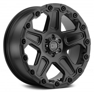 BLACK RHINO® - COG Matte Black