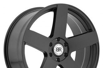 "BLACK RHINO® - EVEREST MATTE BLACK (22"" x 9.5"", +30 Offset, 6x135 Bolt Pattern, 87.1mm Hub)"