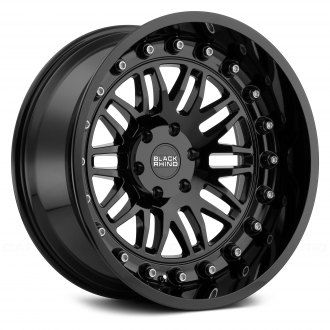 BLACK RHINO® - FURY Gloss Black