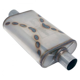 Black Widow® - Pro Venom 250 Series Oval Exhaust Muffler