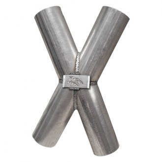 Black Widow® - Aluminized Steel X-Pipe