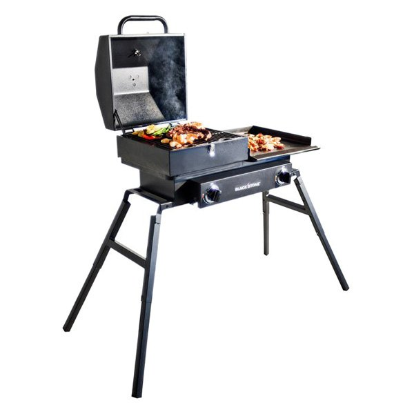Blackstone Grills And Griddles ~ Blackstone b tailgater gas grill griddle