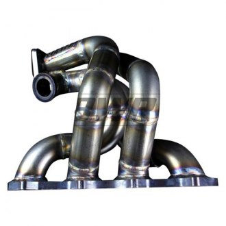 Blackworks Racing® - T4 Top Mount Turbo Manifold, 38mm