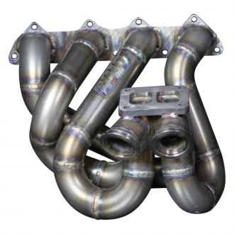 Blackworks Racing® - T3 Divided Top Mount Turbo Exhaust Manifold