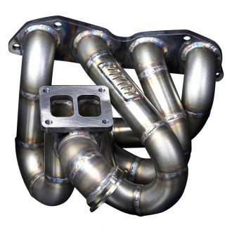 Blackworks Racing® - T4 Lean Top Mount Divided Turbo Manifold