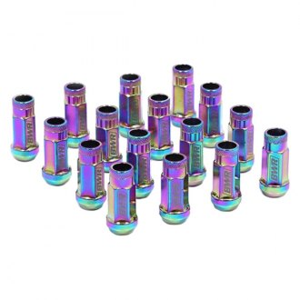 Blackworks Racing® - 17mm Steel Series Lug Nut Set
