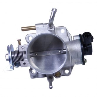 Blackworks Racing® - Satin Throttle Body, 68mm