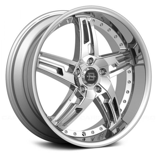 BLADE® BSL-475 MARCELLO Wheels - Chrome Rims - CARiD.COM