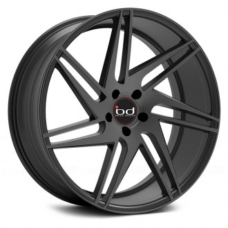 BLAQUE DIAMOND® - BD-1 Matte Graphite