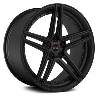 BLAQUE DIAMOND® - BD-6 Matte Black
