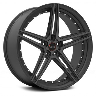 BLAQUE DIAMOND® - BD-6 Matte Graphite