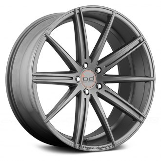 BLAQUE DIAMOND® - BD-9 Matte Graphite