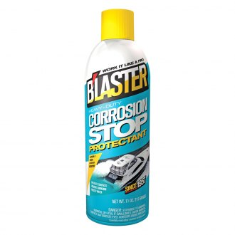 Blaster® - 11 oz Corrosion Stop Rust Inhibitor and Lubricant Aerosol Can