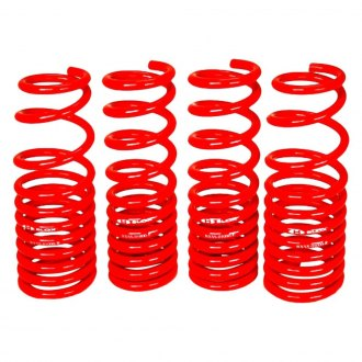 "Blox Racing® - 2.75"" x 2"" Front and Rear Lowering Coil Springs"