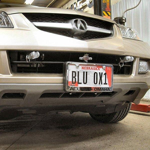Acura MDX 2004 Base Plate Kit