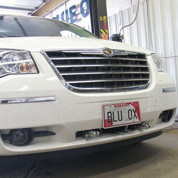 Chrysler Town And Country 2010 Base Plate Kit