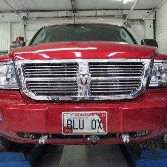 dodge dakota tow bars mounts, base plates, tow lights, brake systems  blue ox� tow bar bracket
