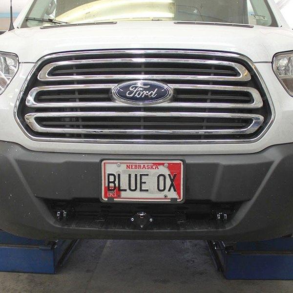 Ford Transit-350 2016 Base Plate Kit