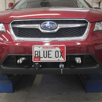 Blue Ox Base Plate Kit