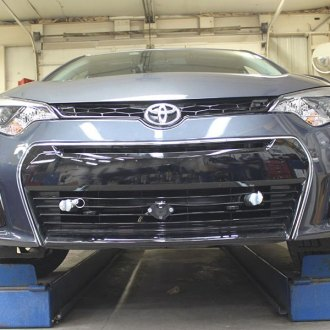 toyota corolla towing weight