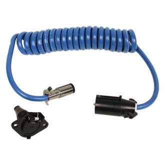 Blue Ox® - Coiled Cable with Female Receptor