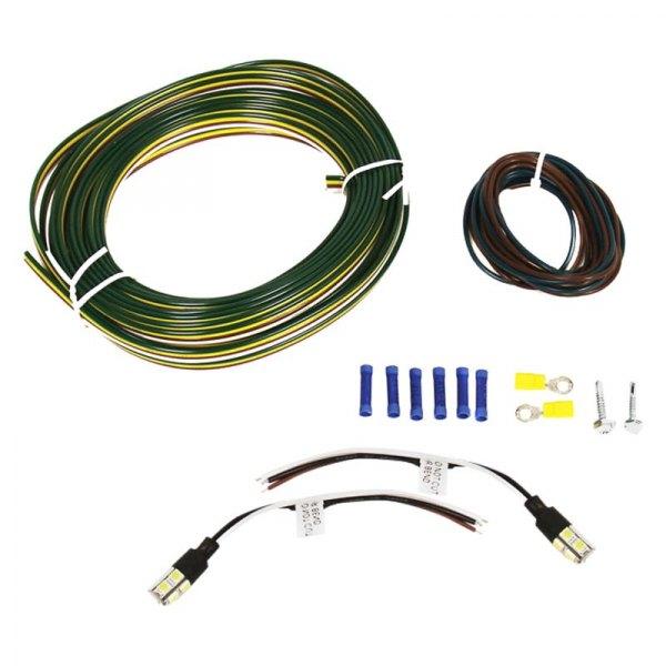 blue ox bx88269 led tail light wiring kit rh carid com blue ox wiring kit for a 2015 jeep wrangler blue ox wiring kit 2006 honda crv
