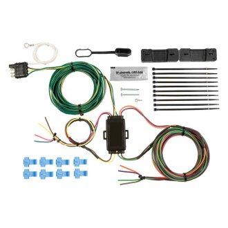 Blue Ox® - EZ Universal Light Wiring Harness Kit