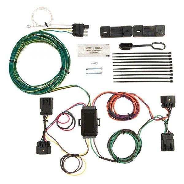 blue ox wiring harness blue light wiring harness blue ox® bx88319 - ez light wiring harness