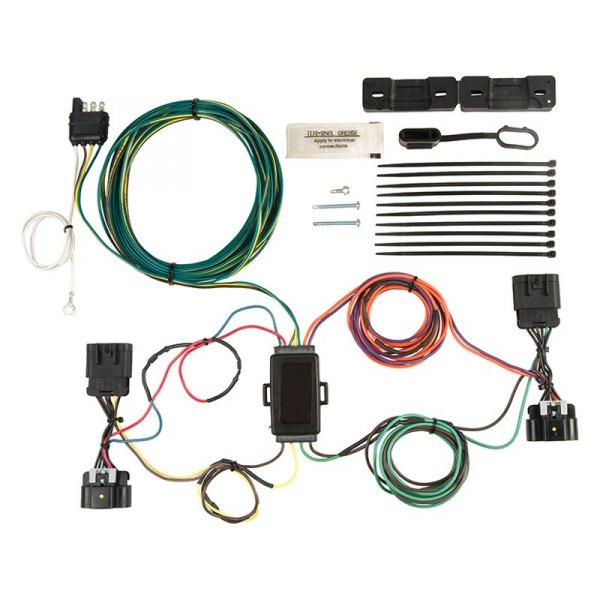 blue light wiring harness yukon tail light wiring harness blue ox® bx88320 - ez light wiring harness #4