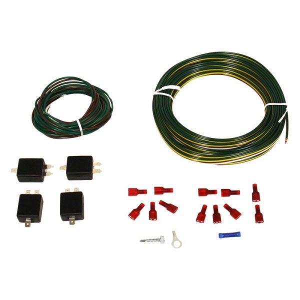 blue ox bx8848 tow bar wiring kit with diodes rh carid com tow bar wiring kit for kia sportage roadmaster tow bar wiring kit